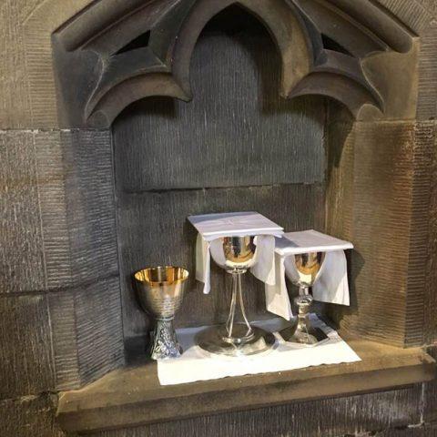 Altar St Mary's