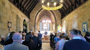 Sunday Sung Eucharist