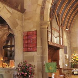 St Mary's Organ